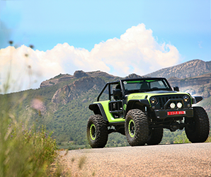 Survive zombie apocalypse (or just a week off the grid) with these rugged rides