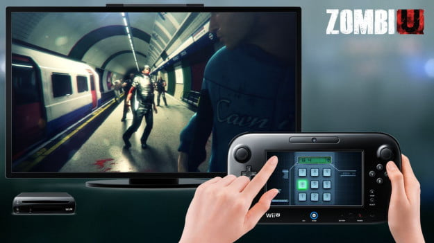 ZombiU GamePad play