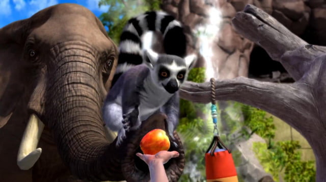play zoo tycoon save endangered animals