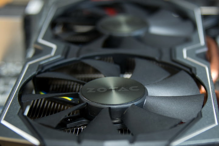 zotac geforce gtx  amp edition review