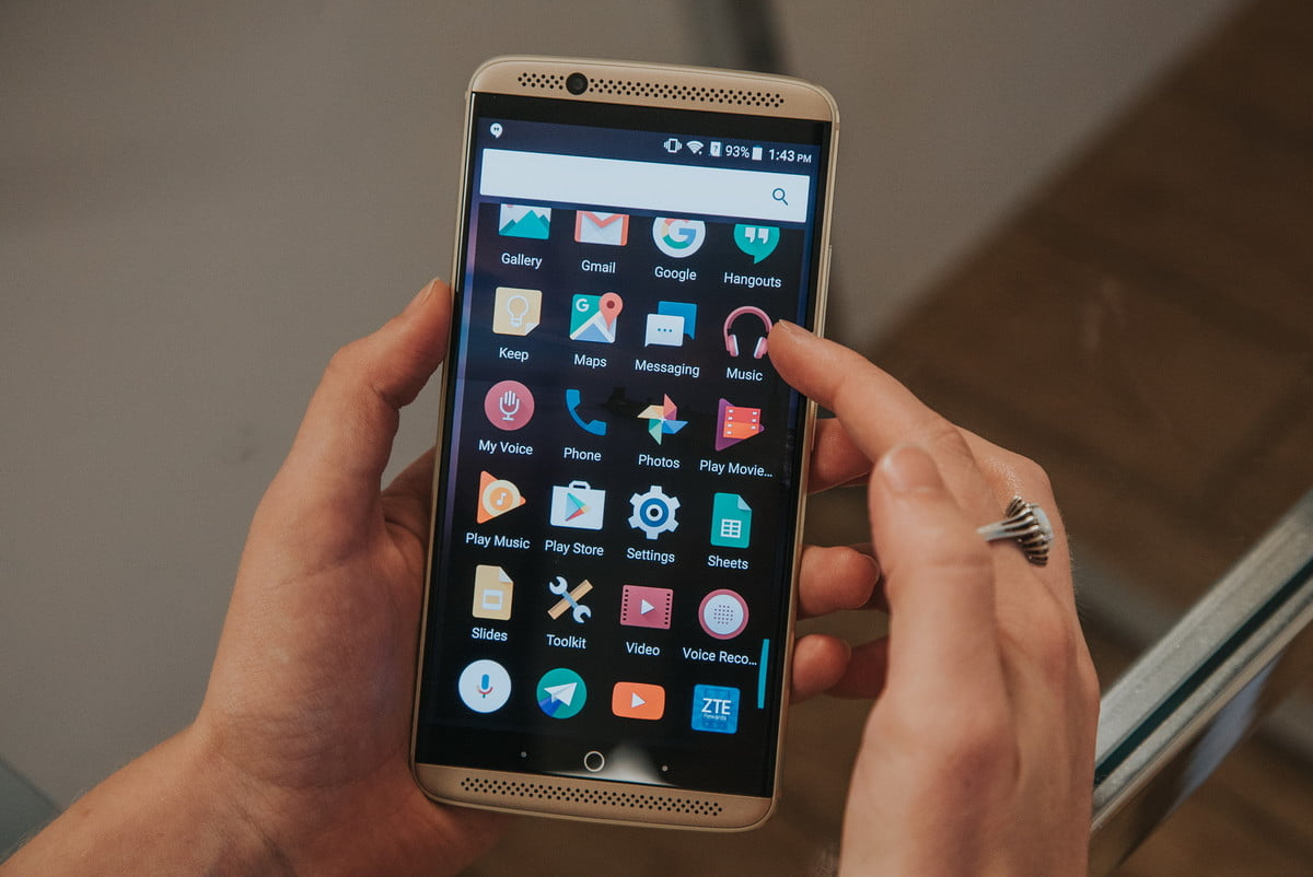 axon  tips and tricks zte review