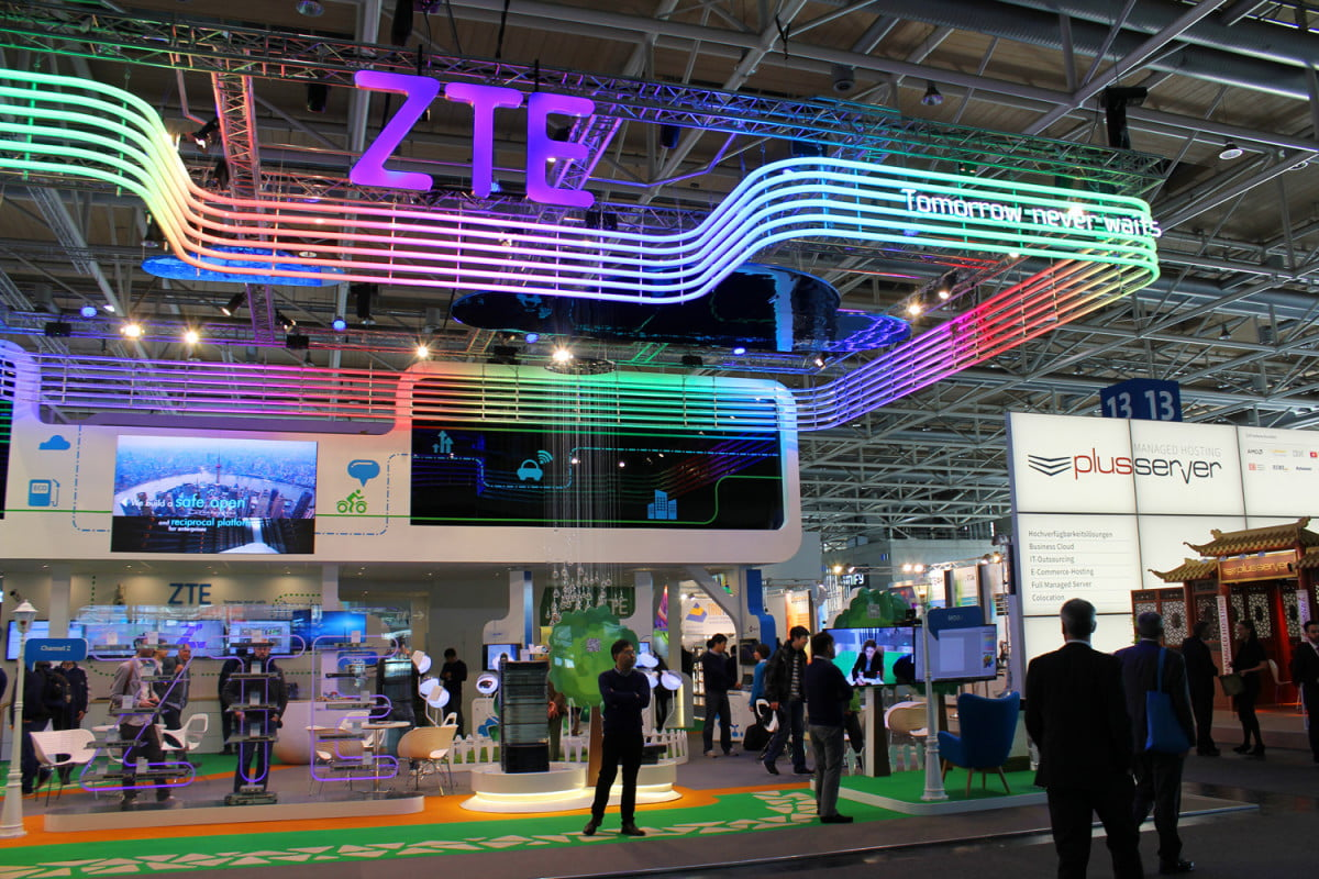 us restrictions zte hannover germany convention