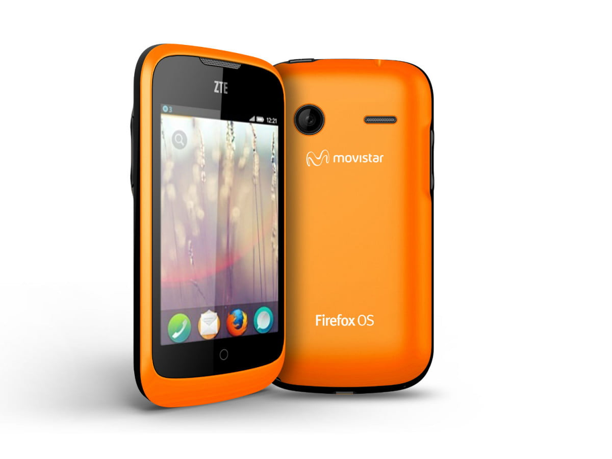 new firefox os phone from zte due in  open (alternate)