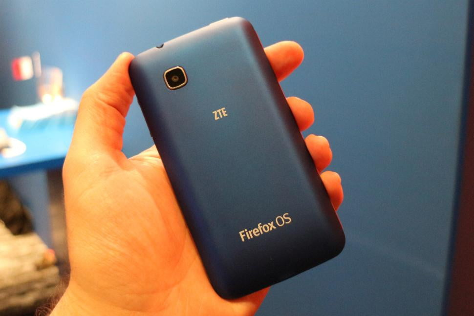zte open c firefox phone on sale for  blue