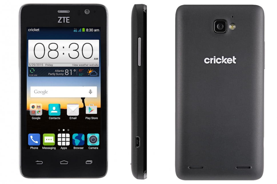 not zte maven 2 battery life think will