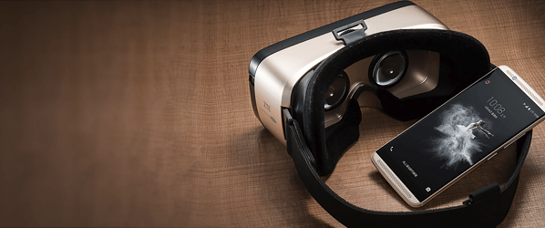 Hands on withthe VR headset ZTE hopes will throw a wrench in Samsung's Gear