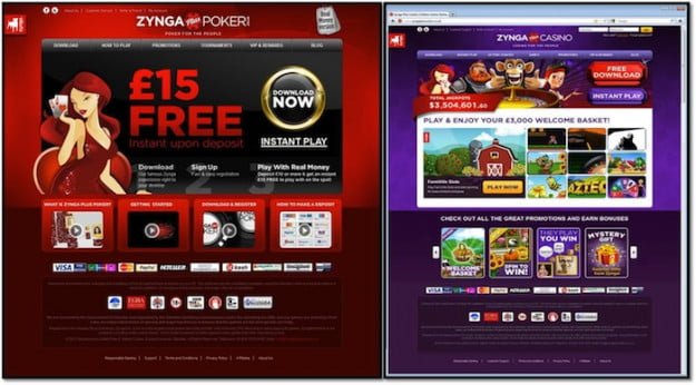 zynga real-money gambling
