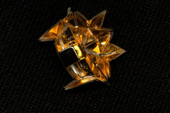 Ingestible 'Origami Robots' may one day perform microsurgery inside you