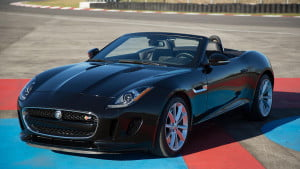 2014 Jaguar F-TYPE Convertible Video