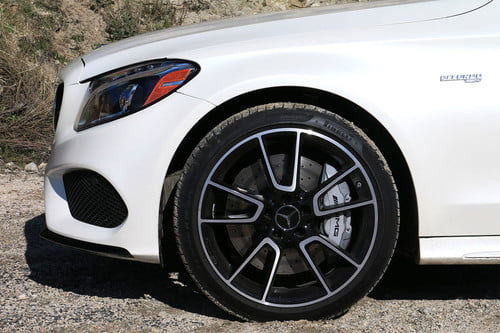 2017 Mercedes-AMG C43 Coupe Review: Turbocharged Torque Hits