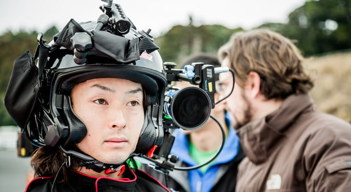 Watch how Blackmagic cameras were used to capture Peugeot's POV commercial