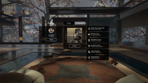 Oculus Adds Achievements to the Gear VR and Oculus Rift