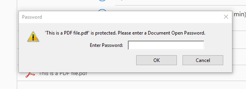 How to Password Protect a PDF | Digital Trends