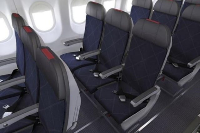 Every expert agrees: If flying solo, avoid the middle seat if you can help it.
