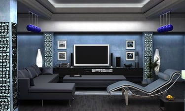 Apartment Home Theater