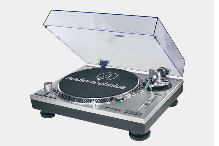 how to convert vinyl digital audio technica at lp120 usb turntable