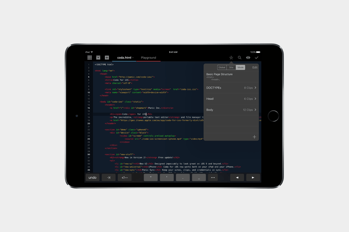 best-ipad-apps-coda