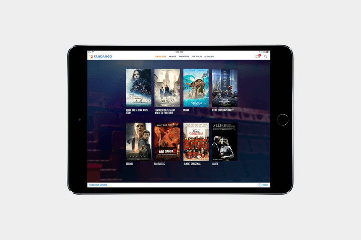 best-ipad-apps-fandango