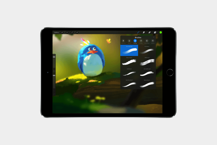best-ipad-apps-procreate