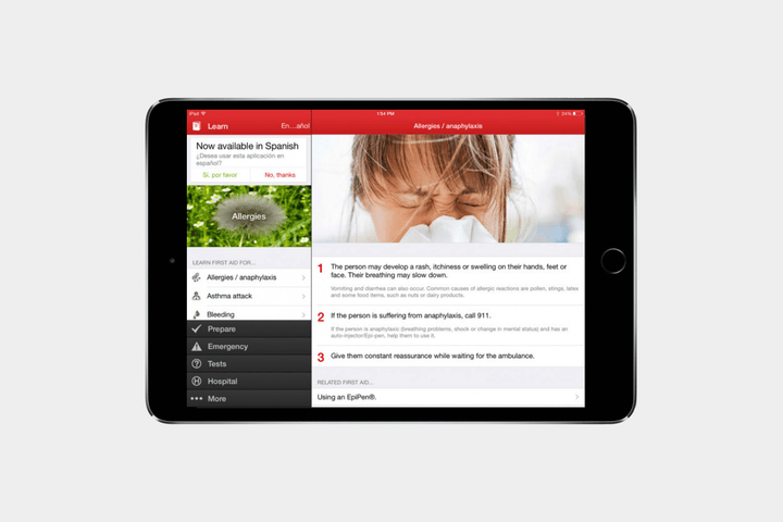 best-ipad-apps-redcross