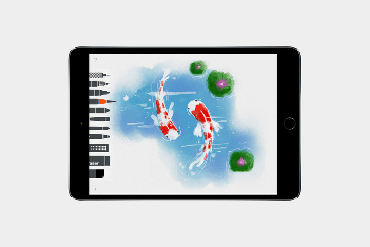 best-ipad-apps-tayasui-sketches