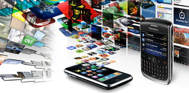 Smartphone App Stores Compared: iPhone, Palm Pre, Blackberry
