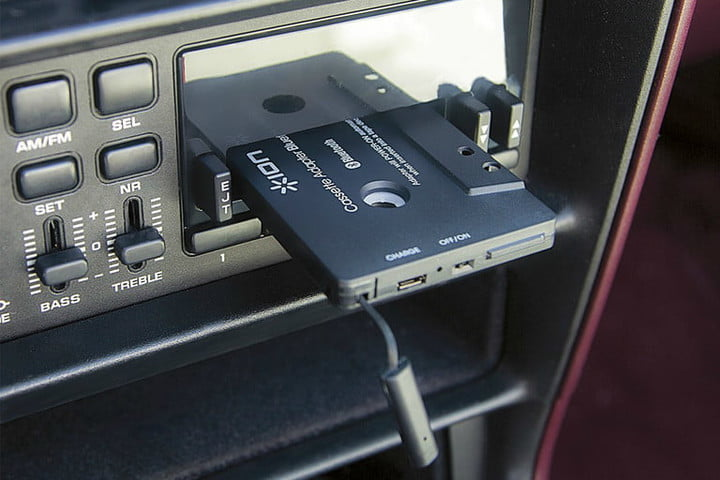- bluetooth casette adapter 720x720 - Ridin' nerdy: 15 drool-worthy car gadgets for your summertime ro
