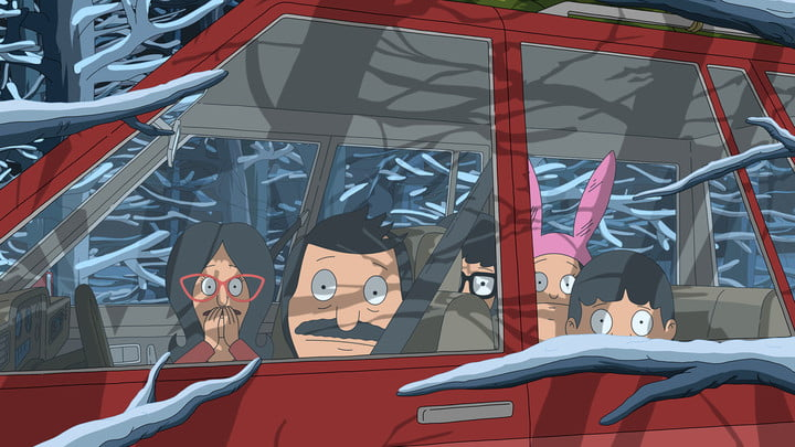 bobs burgers movie casting news bob s christmas in the car