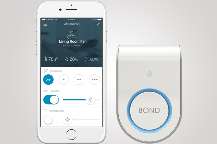 Turn ordinary devices into the smartest in the room with Bond's IR blaster