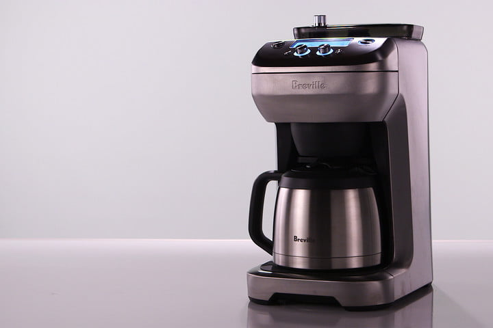 Breville Grind Control Thumb