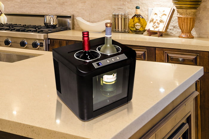 Brookstone Wine Chiller