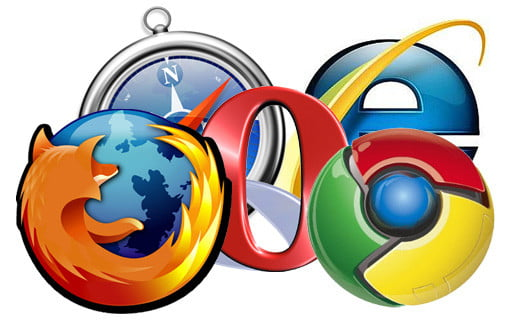 The Best Web Browsers Reviewed Internet Explorer IE 8 vs Mozilla