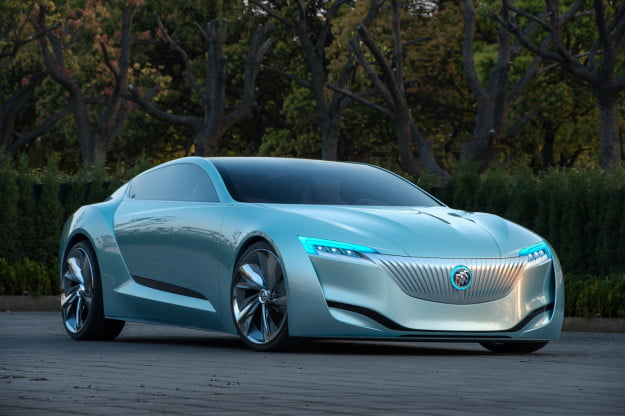Buick Riviera concept vehicle