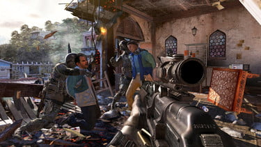 Call of Duty: Black Ops 2 DLC mobs up with Ray Liotta and