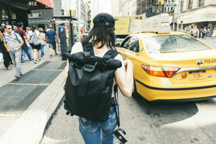 A camera bag that's ready for adventure: PRVKE 21 by WANDRD