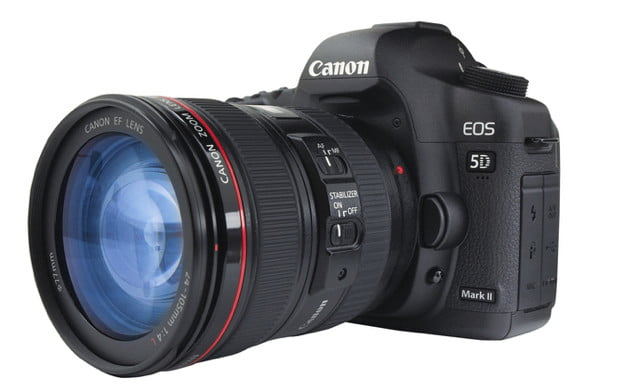 Canon 5d Mark Ii Discontinued Eos