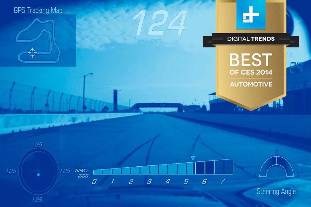 Chevrolet Performance Data Recorder best of ces 2014