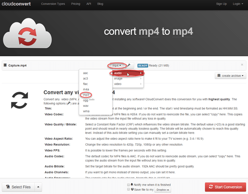 How to Convert an MP4 to an MP3 | Digital Trends