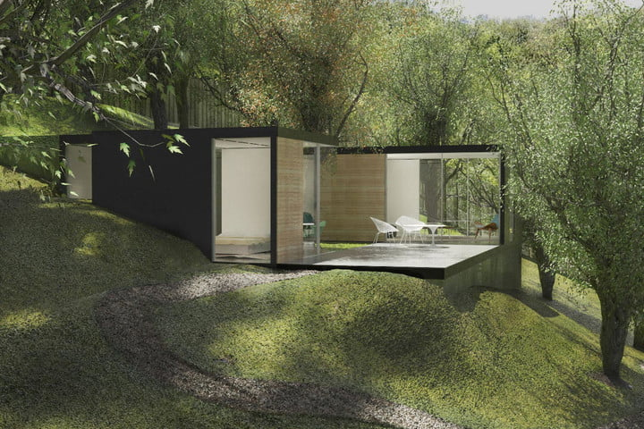 cover prefab homes snap together 5b