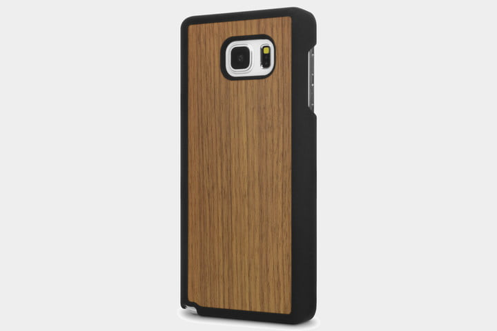 Cover-Up Woodback Snap Case
