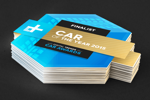 Digital Trends Car of the Year Finalist