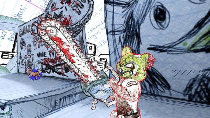 drawn to death hands on review screenshot 8