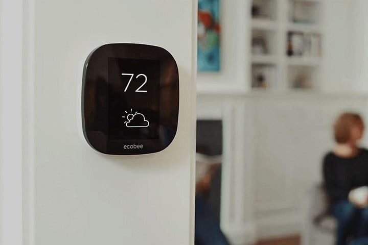 EcoBee3 Smart Thermostat Thumb