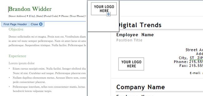 How To Use Document Templates In Microsoft Word Digital Trends