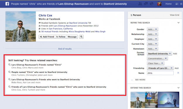 Here's how Facebook could make money off of Graph Search   Digital