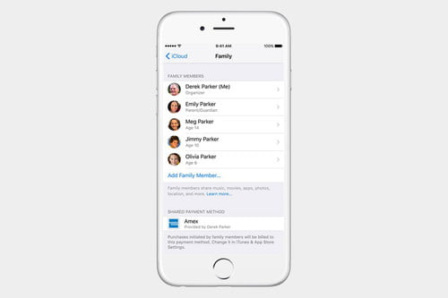 How to Set Up and Use Family Sharing on iOS | Digital Trends