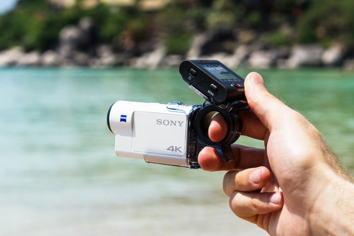 best action cameras fdr x3000 lifestyle