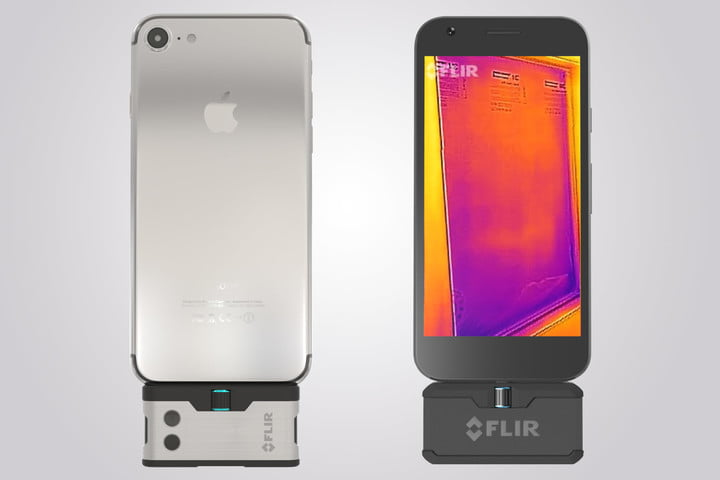 flir thermal cameras ces 2017 one pro ces2017