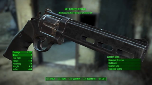The best 'Fallout 4' weapons, and where to find them