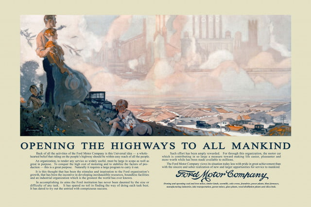 Ford Opening the Highways